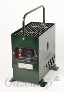 Heatbox 2000 Grün
